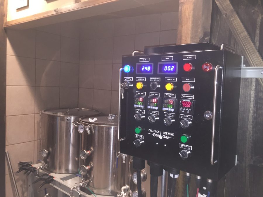 basement brewery build welcome